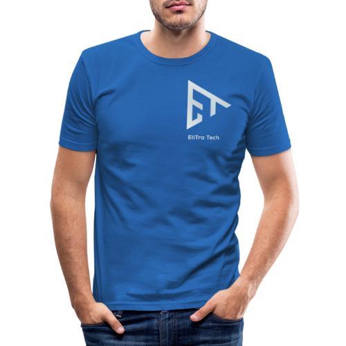 EliTra Tech - Maglietta aderente da uomo
