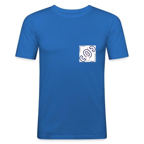 coctasse - Männer Slim Fit T-Shirt