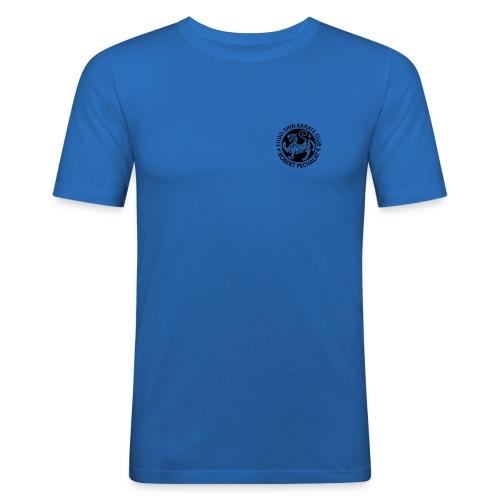 FudoShin Karaté - T-shirt près du corps Homme