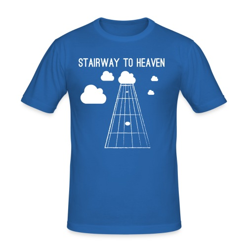 Stairway to heaven - slim fit T-shirt