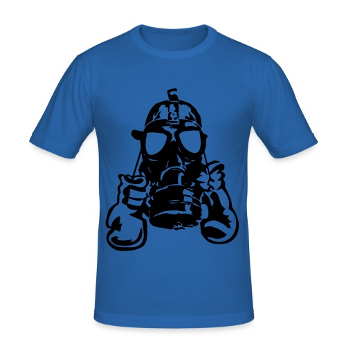 JBB:2014_CashisClay - Männer Slim Fit T-Shirt
