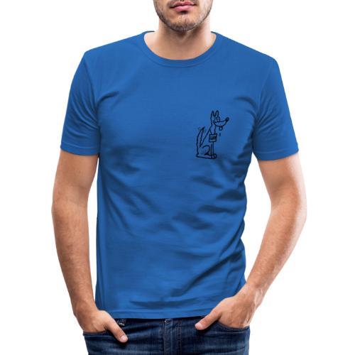 Grrr - Slim Fit T-shirt herr