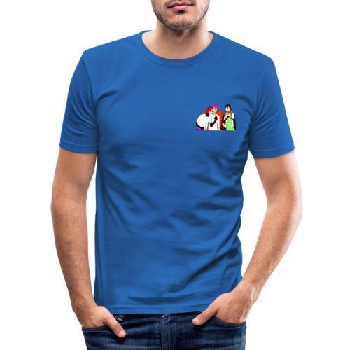 fluffy talk show - Herre Slim Fit T-Shirt