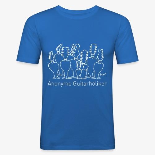 agh15 - Männer Slim Fit T-Shirt