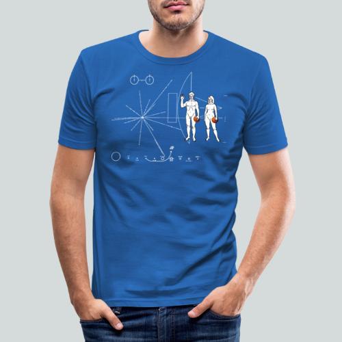 Basketball Pioneer Plaque - T-shirt près du corps Homme