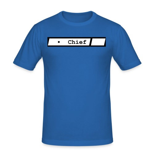 Chief - Slim Fit T-shirt herr