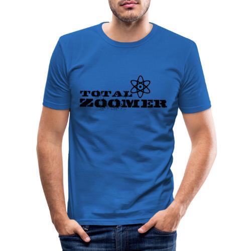 Total Zoomer - Men's Slim Fit T-Shirt