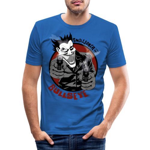 bulleye - Camiseta ajustada hombre