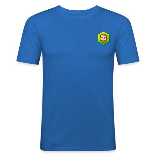 watermark png - Men's Slim Fit T-Shirt