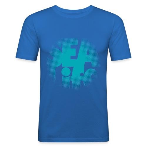 Sealife surfing tees, clothes and gifts FP24R01A - Miesten tyköistuva t-paita