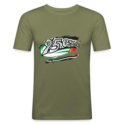 tshirt - Männer Slim Fit T-Shirt