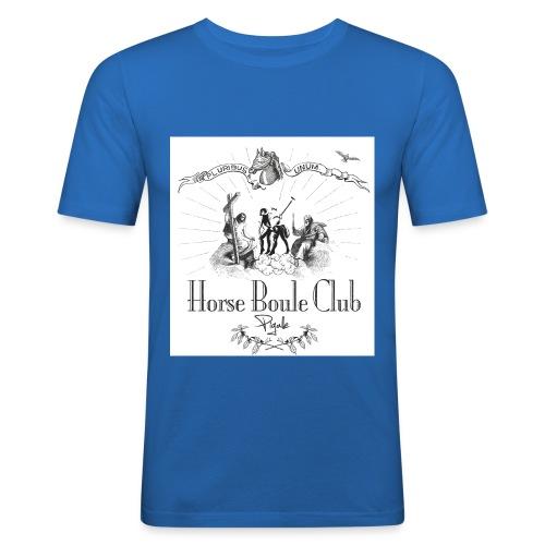 god hbcnews1 - T-shirt près du corps Homme
