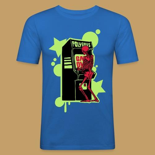 Hi-score - Obcisła koszulka męska