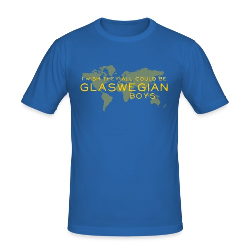 Glaswegian Boys - Men's Slim Fit T-Shirt