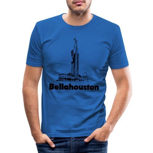 Bellahouston Tate Tower - Men's Slim Fit T-Shirt