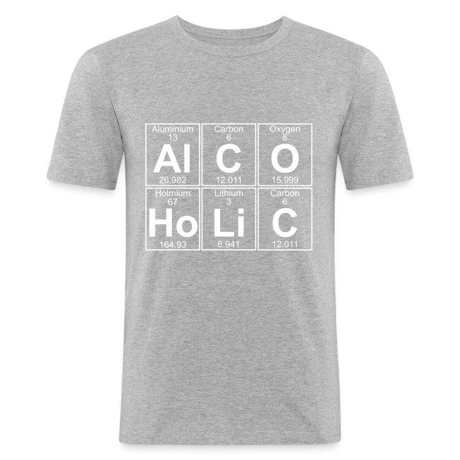 Al-C-O-Ho-Li-C (alcoholic) - Full