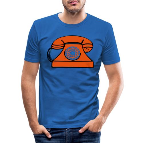 PHONERED - Men's Slim Fit T-Shirt