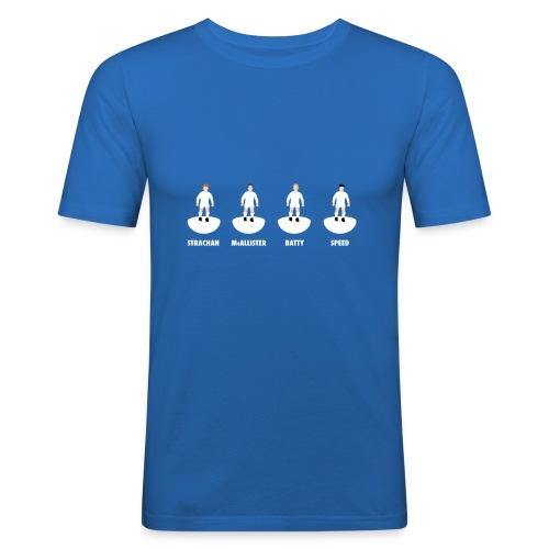 Midfield 4 Strachan McAllister Batty Speed - Men's Slim Fit T-Shirt