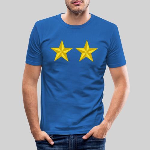 Champion du monde France - Coupe du Monde Design 2 * - T-shirt près du corps Homme