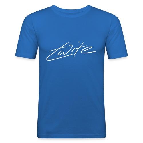 twite neu - Männer Slim Fit T-Shirt