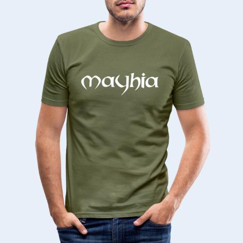 mayhia, die Marke einer Philosophie. - Männer Slim Fit T-Shirt