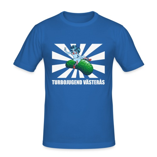 vasteras tshirt - Slim Fit T-shirt herr
