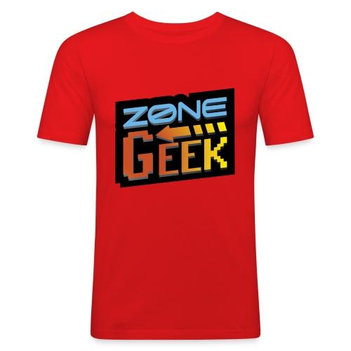 NEW Logo T-Shirt Femme - T-shirt près du corps Homme