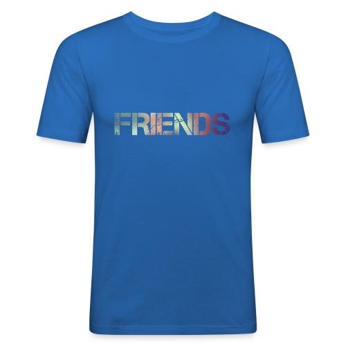 FRIENDS - Camiseta ajustada hombre