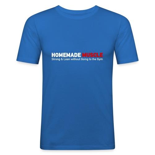 HOMEMADE MUSCLE Apparel - Men's Slim Fit T-Shirt