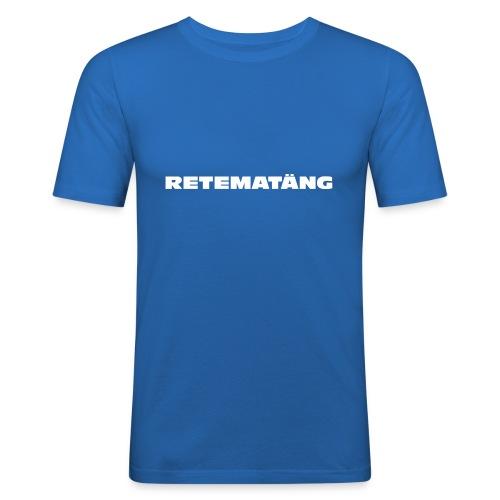 Retematäng - Männer Slim Fit T-Shirt