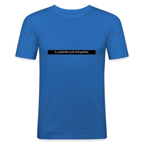 stoof - Mannen slim fit T-shirt