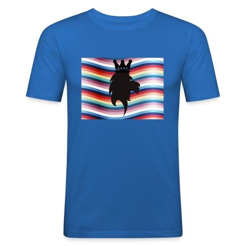 I' m The King - Männer Slim Fit T-Shirt