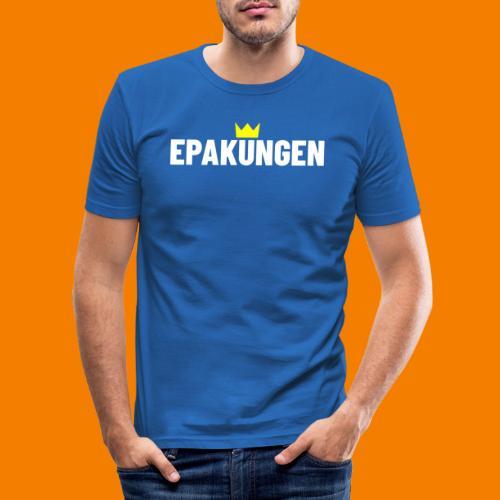 EPAkungen - Slim Fit T-shirt herr