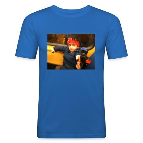 Rojbin gesbin - Slim Fit T-shirt herr