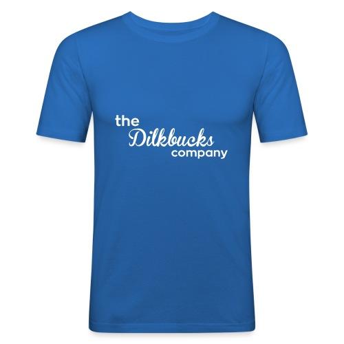 The Dilkbucks Company - T-Skjorte - Slim Fit T-skjorte for menn