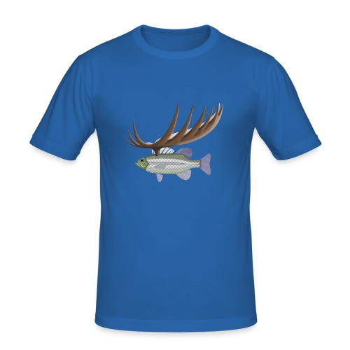 Fiskmoose - Slim Fit T-shirt herr