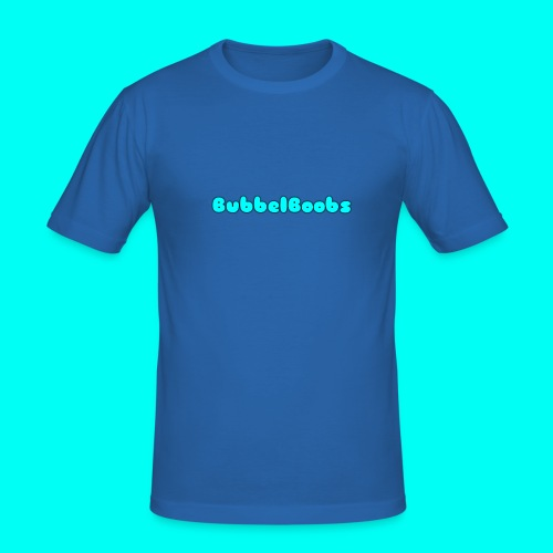 BubbelBoobs Trui - Mannen slim fit T-shirt
