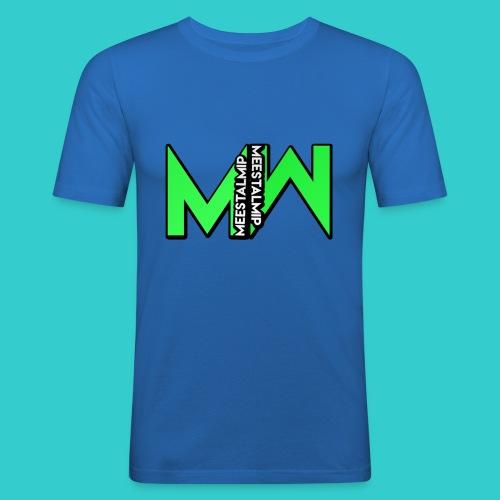 MeestalMip Hoodie - Men - Mannen slim fit T-shirt