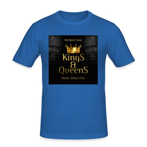 Kings_-_Queens - Men's Slim Fit T-Shirt