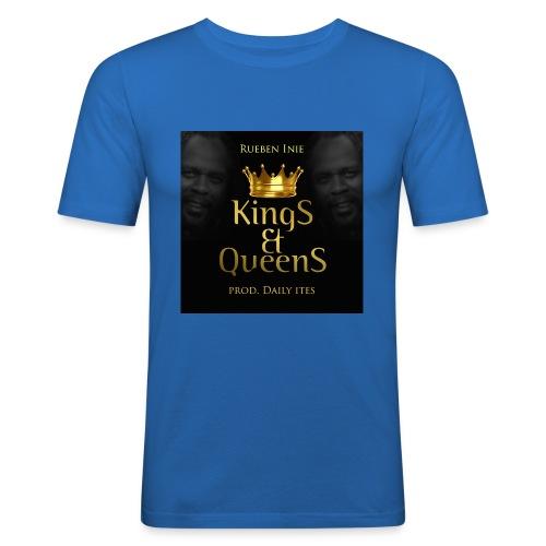 Kings_-_Queens - Men's Slim Fit T-Shirt