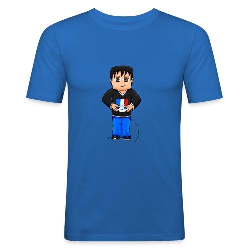 MaximeGaming - T-shirt près du corps Homme