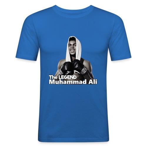 Muhammad_ali - slim fit T-shirt