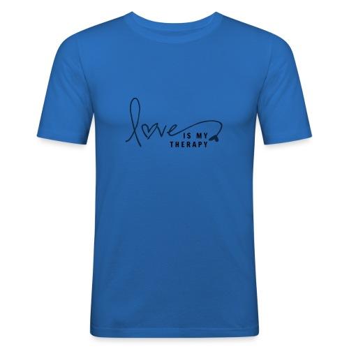 molove - Männer Slim Fit T-Shirt