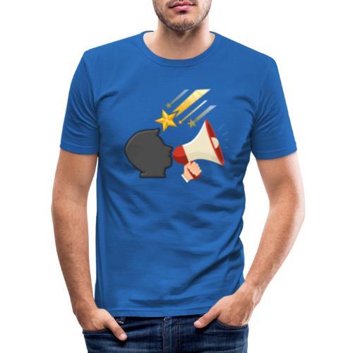 Christian Youtubers - Men's Slim Fit T-Shirt