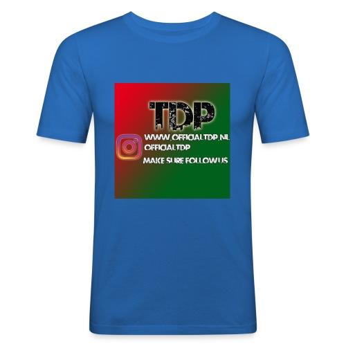 IMG 20180829 WA0003 - Mannen slim fit T-shirt