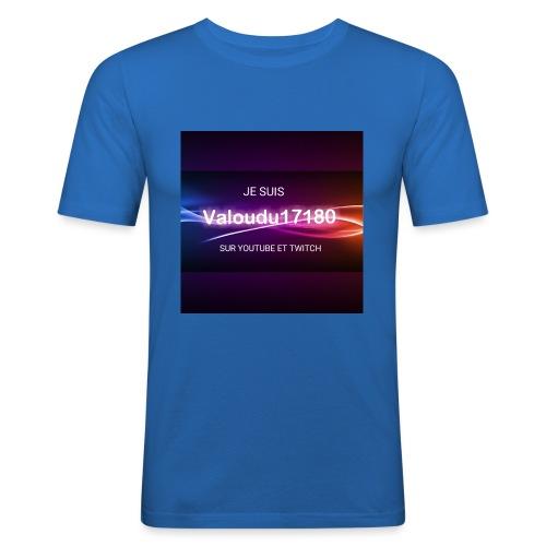 Valoudu17180twitch - T-shirt près du corps Homme