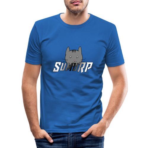 SumuRP - Miesten tyköistuva t-paita