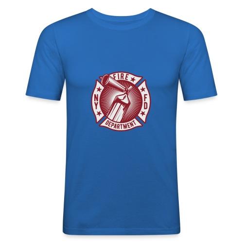 Feuerwache - Männer Slim Fit T-Shirt