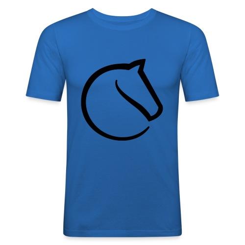 lichess logo - Men's Slim Fit T-Shirt