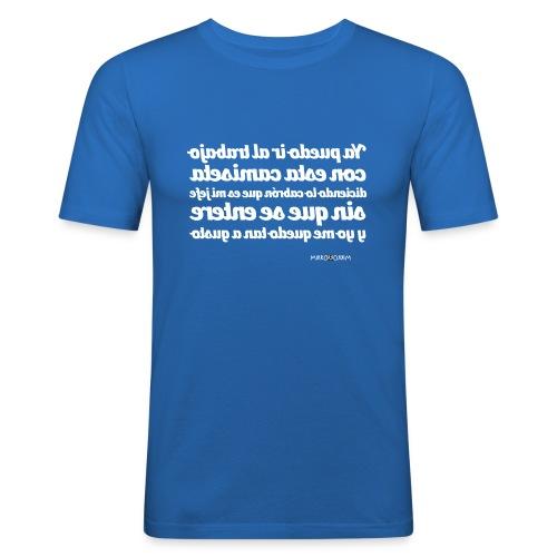 #YaPuedoIrAlTrabajo - Camiseta ajustada hombre